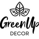 Greenupdecor.pl Logo